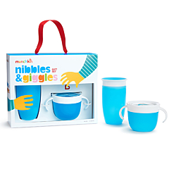 Nibbles & Giggles Gift Set